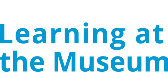 Learning At The Museum Logo