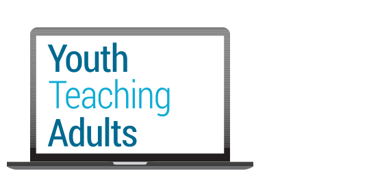 Youth Teaching Adults Logo