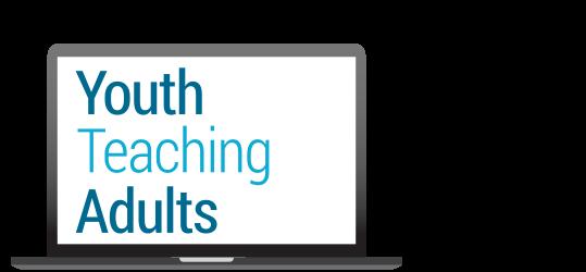 Youth Teaching Adults Logo