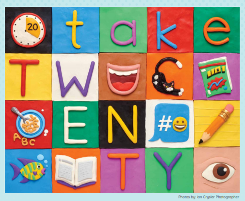 20 tips for Family Literacy Day