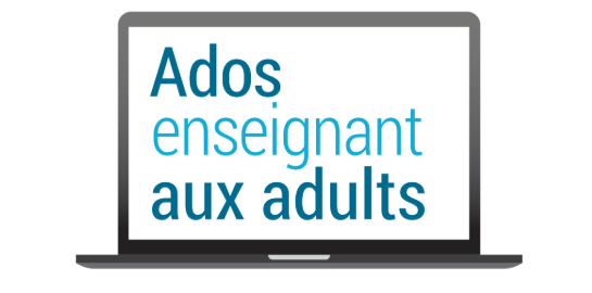 Youth Teaching Adults french logo