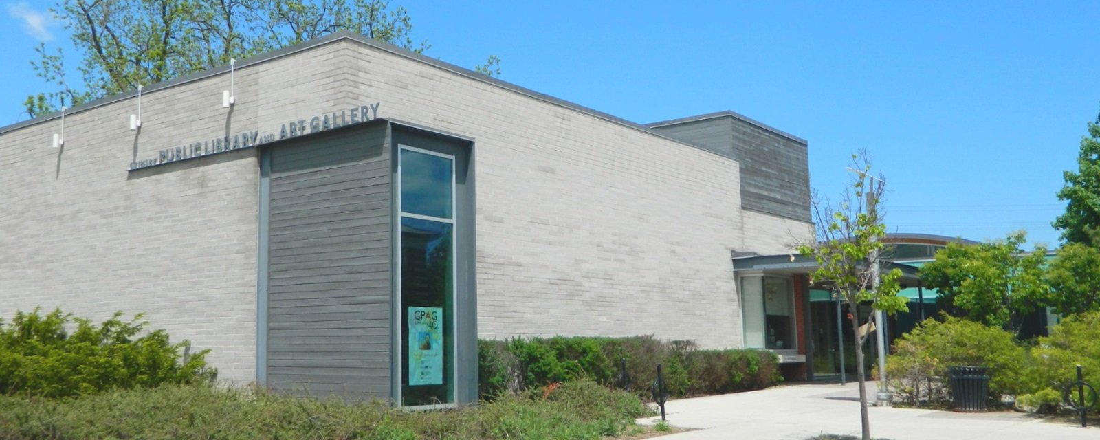 Grimsby Public Library